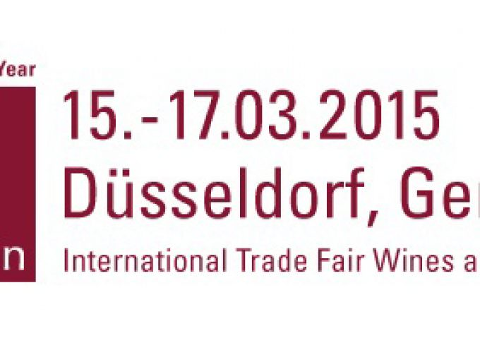 ProWein, in programma a Düsseldorf dal 15 al 17 Marzo 2015