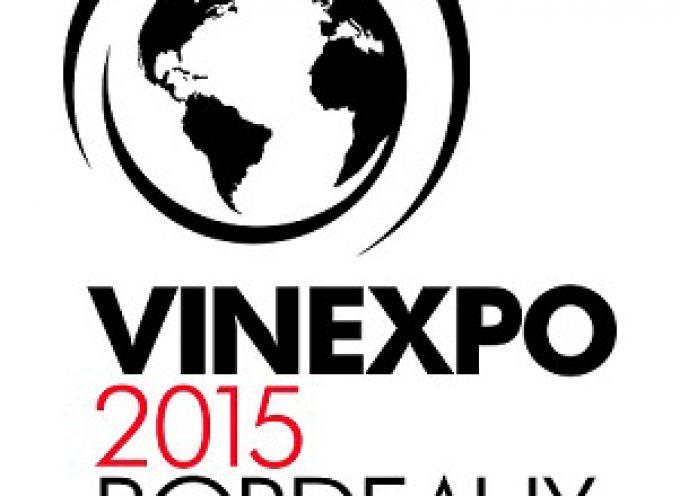 Vinexpo: Dal 14 al 18 giugno 2015 a Bordeaux