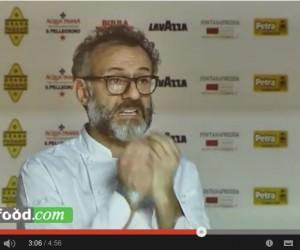 Massimo Bottura a Identità Golose Milano 2015 (Video)