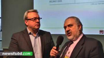 Paolo Carnemolla, Presidente FederBio, partner BolognaFiere per Biodiversity Park (Video)