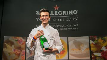 S.Pellegrino Young Chef: Vince Paolo Griffa