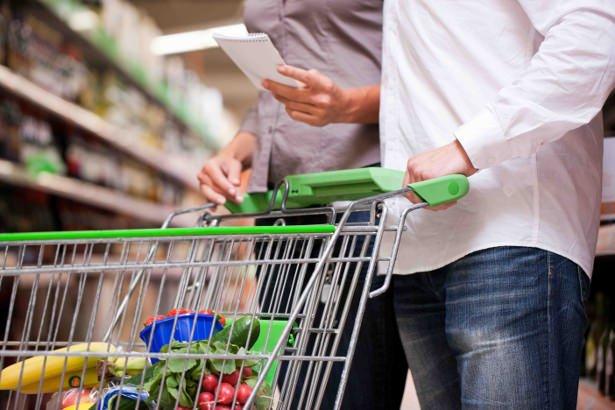 Gli italiani utilizzano il 18% del proprio reddito per la spesa alimentare