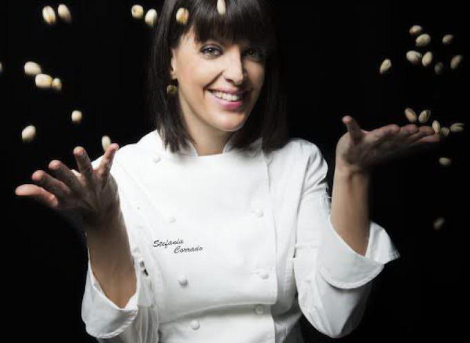 A Identità Golose 2015 Stefania Corrado presenta le sue ricette con i pistacchi americani