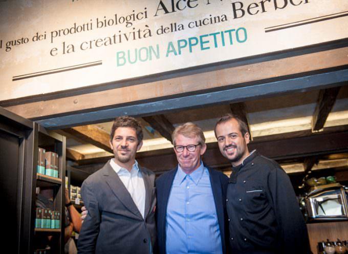 Alce Nero protagonista del Parco della Biodiversità di Expo Milano 2015