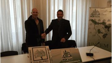 Uncem Toscana e Coripro: Accordo per la tutela e il rilancio del patrimonio olivicolo