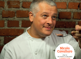 Duetti culinari con lo chef Nicola Cavallaro al ristorante della Cascina Cuccagna