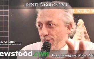 Davide Scabin e il Grana Padano a Identita Golose 2014