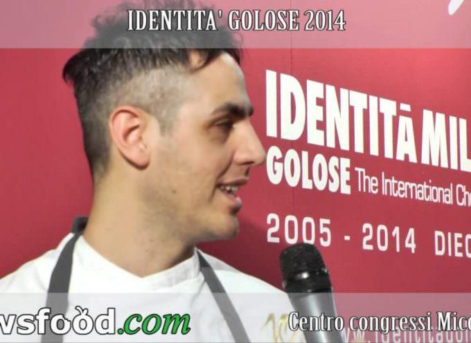 Domenico Della Salandra, Chef di Taglio – Milano, a Identità Golose 2014