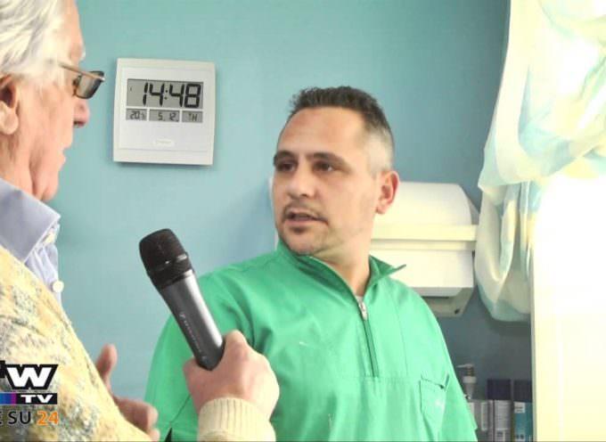 Dr Marco Pozzi Cure dentarie Prevenzione Bambini Romanengo (CR)  (VIDEO)