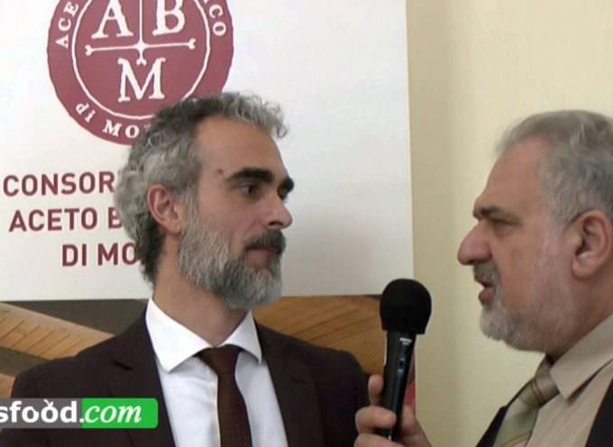 Federico Desimoni, Direttore Consorzio di Tutela Aceto Balsamico di Modena IGP – (Video)