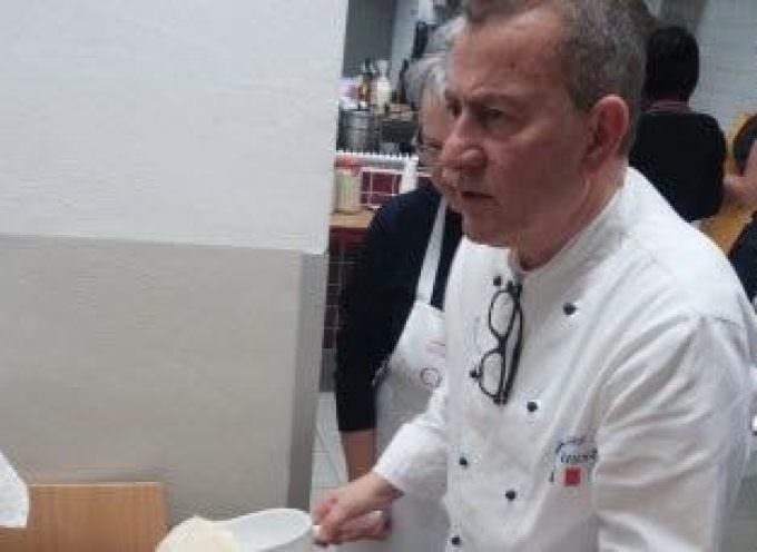 Festa del pane a Eataly Torino con Angelo Trilussa, fornaio di Puglia