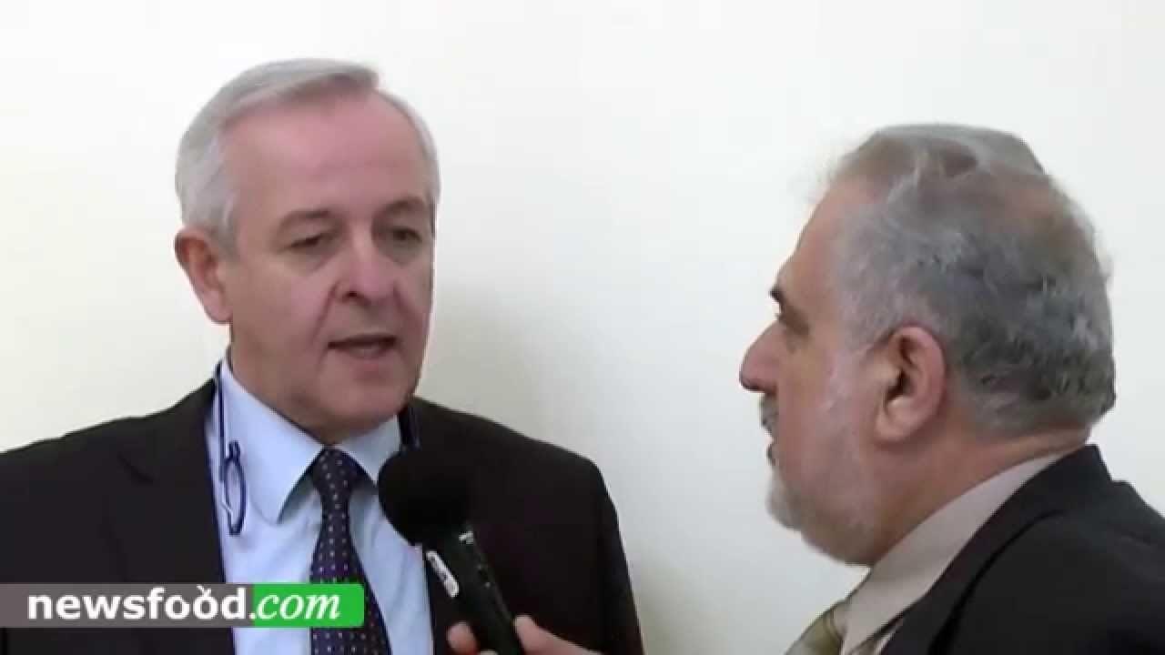 Giuseppe Liberatore, Presidente AICIG al convegno DOP ed IGP  (Video)