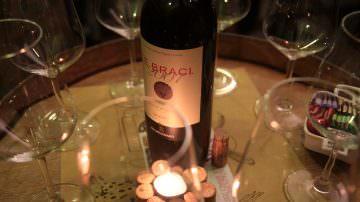 Negroamaro 100% Le Braci 2007, Cantine Severino Garofano, nel cuore del Salento a Copertino