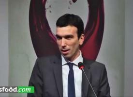 """Il Ministro Maurizio Martina ha inaugurato Vinitaly 2015 … sarà uno """"Spectator"""", un'OperaWine!!"""