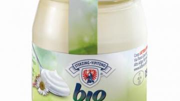 Latteria Vipiteno: Lo yogurt bio rinnova il proprio look