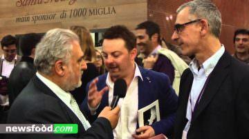 Luca Gardini  e Andrea Monti:  #PopWine,  i 50 migliori Best Price 2015 di Gazzetta dello Sport (Video)