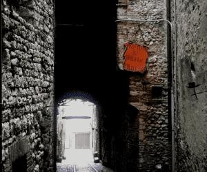 Narni: Inaugurazione dell'osteria di Santa Maria sottoposta a ristrutturazione