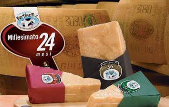 Azienda agricola Bertinelli: Le prime forme di Parmigiano Reggiano DOP Kosher disponibili a fine 2015