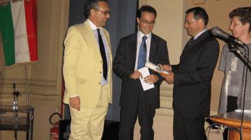 """Premio di laurea """"Giuseppe Comolli"""""""