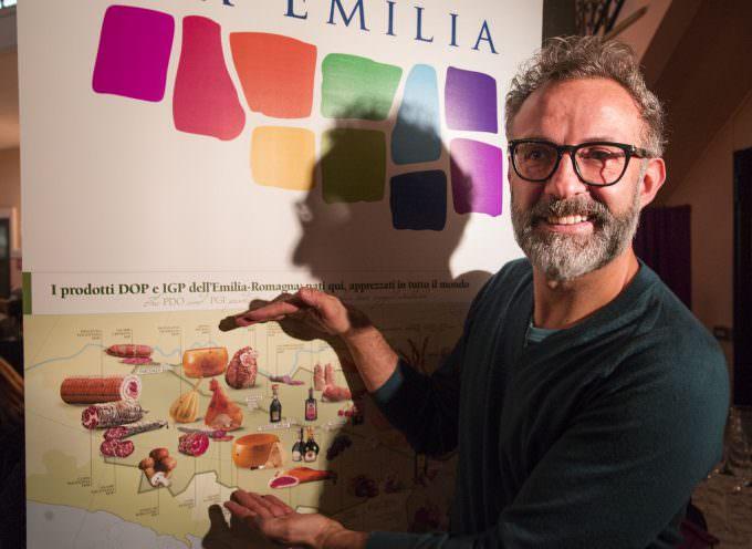 Dalla Via Emilia all'Expo di Milano: l'Emilia Romagna presenta le sue eccellenze
