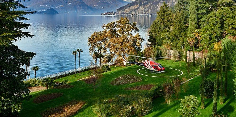 Enrico Derflingher: il 2 maggio ci sarà l'inaugurazione di Villa Lario sul Lago di Como (Video)