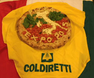 Expo 2015: Sfornata la prima pizza Napoletana Doc