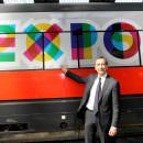 Giuseppe Sala: Expo a gonfie vele