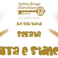 Antico Borgo Monchiero: Stinco e Birra by chef Anna Pesce