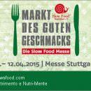 Stuttgart 9 – 12 aprile 2015 – Fiera del Gluten Free, SLOW FOOD  e dei prodotti naturali