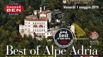 Il 1° maggio Castelbrando accoglie Best of Alpe Adria 2015