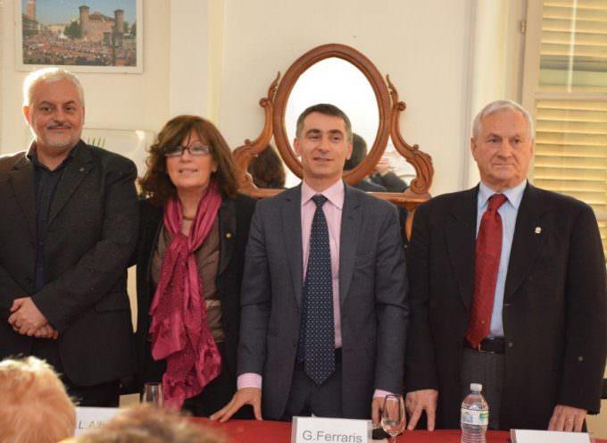 """Grandi e gloriosi atleti italiani del passato testimonial del Progetto """"Sport in Wine"""""""