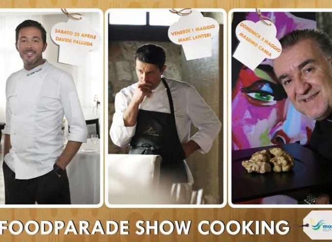 Shopping, enogastronomia e solidarietà: Food Parade torna a Mondovicino Outlet Village