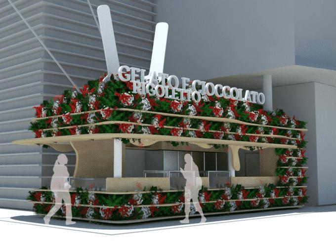 Padiglione Italia: La gelateria Rigoletto gestirà l'area tematica Gelato e Cioccolato