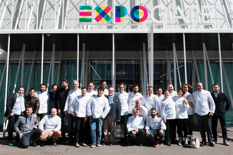 Identità Expo: L'alta cucina d'autore all'interno dell'Esposizione Universale