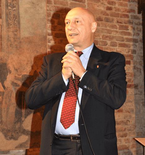 Il Presidente nazionale Vito Intini