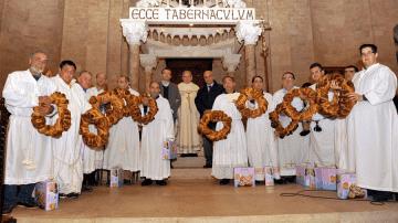"""La Messa """"in Coena Domini"""" e la consegna del pane agli apostoli"""
