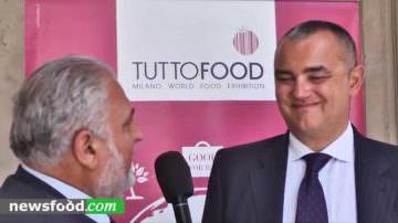 Paolo Borgio, Peter Pan di Tuttofood, presenta l'edizione 2015… anteprima di Milano Expo (video)