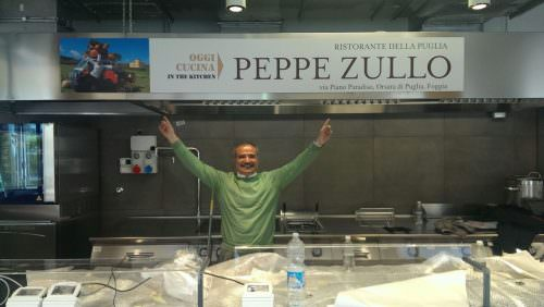 Peppe Zullo all'Expo