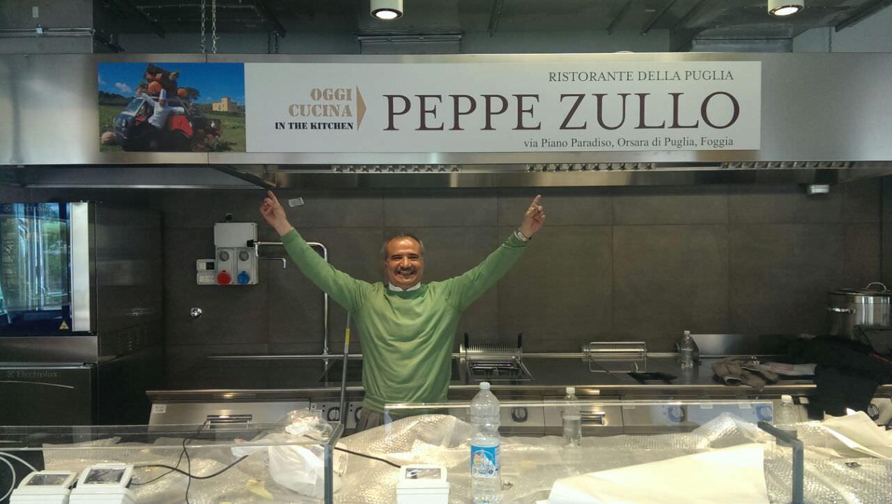 Il Sindaco di Orsara di Puglia: grazie a Peppe Zullo e grazie al pane di Angelo Di Biccari, a Expo ci siamo anche noi!