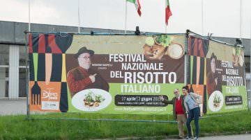 Biella Fiere, 1-2-3 maggio: Nove nuovi piatti al Festival del risotto Italiano