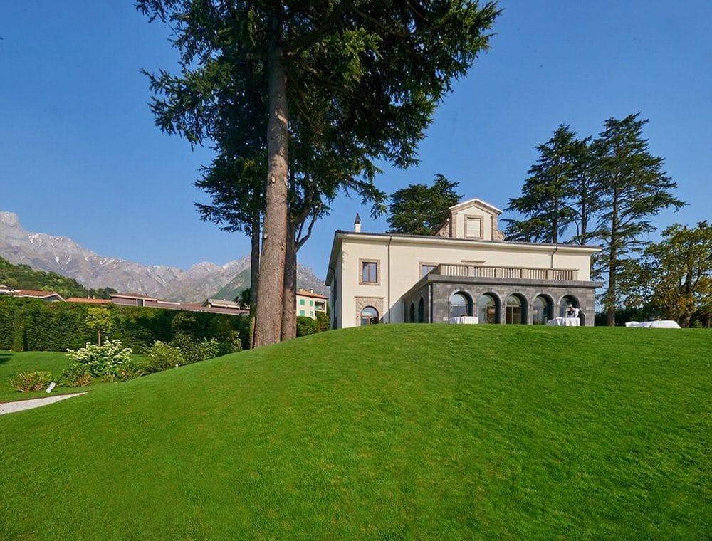 Villa Lario: un super menu a 6 stelle per la inaugurazione del Resort fortezza di Mandello