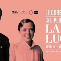 "Lucano drink partner alla mostra-evento ""La Luce"" con Nemo Lighting"