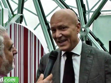 Corrado Peraboni - ad Fiera Milano