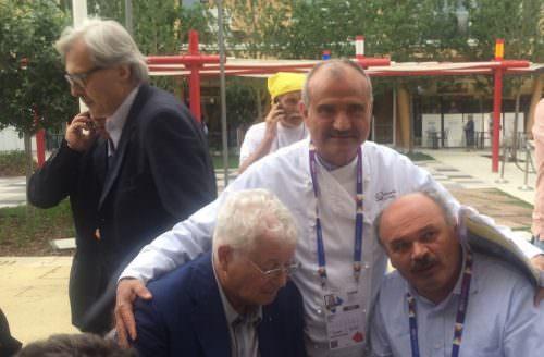 Zullo, Farinetti e Tony May