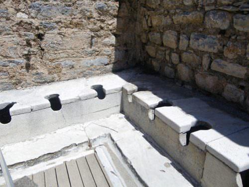 Bagni pubblici, Efeso