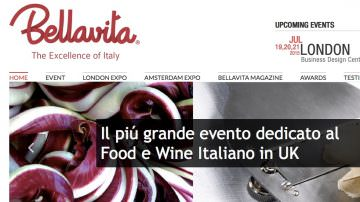 Bellavita Awards 2015: in giuria 100 Top Buyers / Opinion Leaders settore Food&Beverage (GDO – HORECA – RETAILS CHAIN)