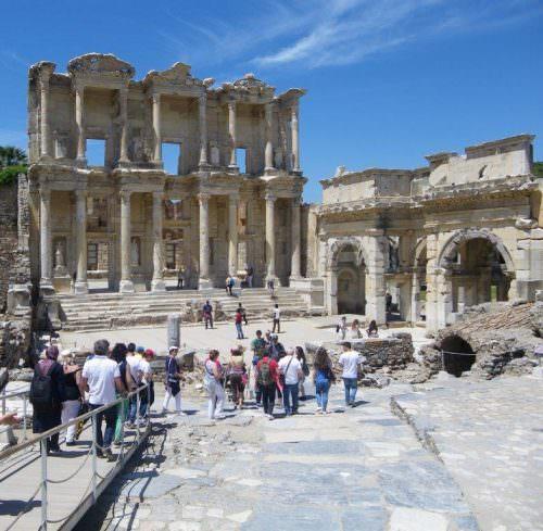 Biblioteca pubblica, Efeso