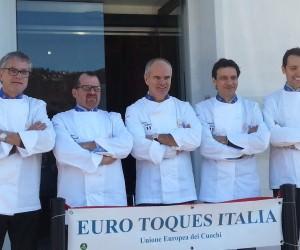 Villa Lario: 1° Congresso Euro Toques International nella nuova sede