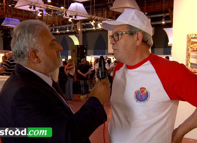 Riccardo Menon: la Pizza in teglia al Campionato Mondiale della Pizza 2015 (Video)