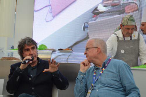 Stefano D'Orazio a Expo 2015